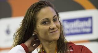 Quinto oro para Sarai Gascón en Funchal, con récord de Europa