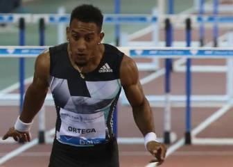 Orlando Ortega pulveriza en Doha el récord de España: 13.12