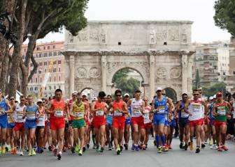 España, bronce en los 50 km de la Copa del Mundo de Roma