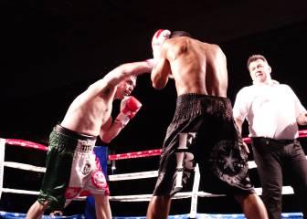 Lejarraga defenderá su título WBA ante Vassell el 4 de junio