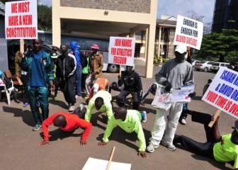 La AMA no confía en Kenia y la declara