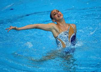 Cristina Salvador, quinta en solo técnico; Romashina, oro