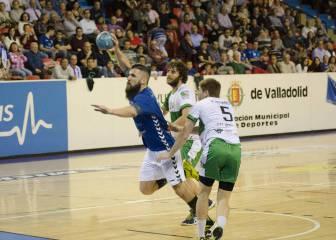 Valladolid tiene en su mano regresar a la Liga Asobal