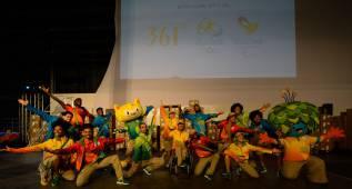 Usan 200 kilómetros de tela para los uniformes de Río 2016
