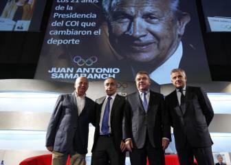 Bach rindió tributo en Madrid al revolucionario Samaranch