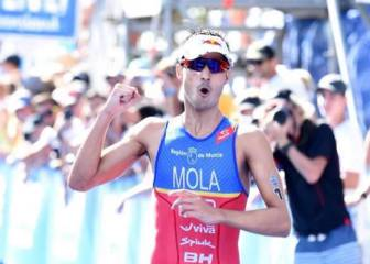 Mario Mola también domina en Yokohama: tres de cuatro