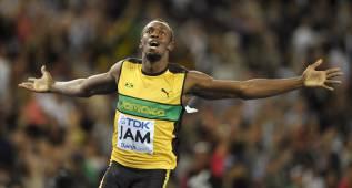 Bolt reaparece con 10.05, su segundo peor debut de siempre