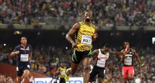 Bolt se lesiona y se cuida en Alemania con su doctor mágico