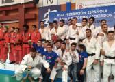 El Valencia Club de Judo hace historia en la liga