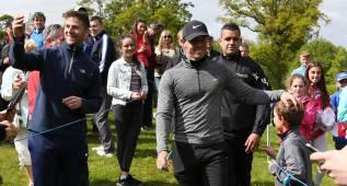"""McIlroy: """"Estoy desesperado por ganar el Irish Open alguna vez"""""""