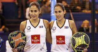 Pequeña crisis inicial de las gemelas Sánchez-Alayeto