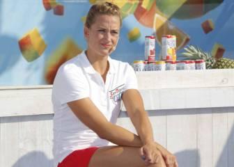 Mireia Belmonte regresa a Londres con la mirada en Río
