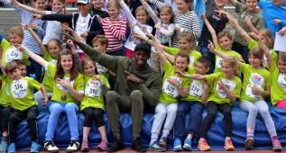 Usain Bolt llega a Europa con un 100 en su 'querida' Ostrava