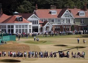 Muirfield no admite mujeres y ya no albergará el British Open