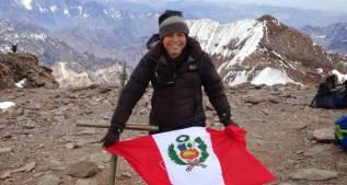Silvia Vásquez-Lavado, la primera peruana en la cima del Everest
