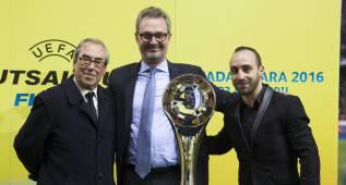 Atlético de Madrid y Movistar Inter sondean un acuerdo