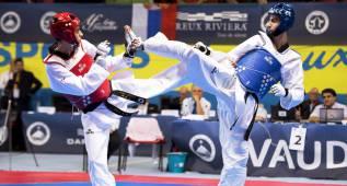 Joel González gana el bronce en los Europeos en -63 kilos