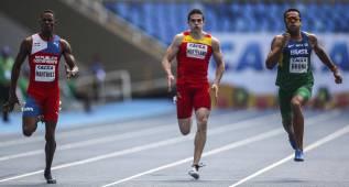 Orlando Ortega, Hortelano y Mechaal, medallas en Rabat