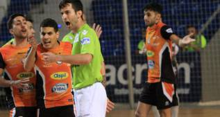 Inter-Palma y Barça-Magna, semifinales por el título