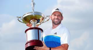 Sergio García se proclama campeón en el Byron Nelson