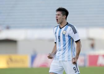Lista previa argentina: Vietto, Correa, Kranevitter y Simeone