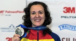 Sonia Franquet gana la plata en la Copa del Mundo de Múnich