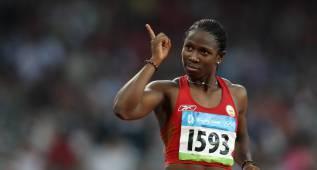 La atleta Josephine Onyia dio positivo en los Juegos de Pekín