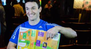 Presentado el álbum de cromos de los Juegos Olímpicos de Río