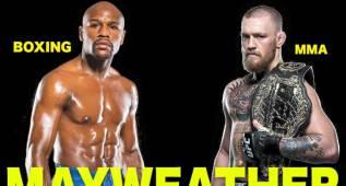 Mayweather ya vende su pelea con McGregor en Pay-Per-View