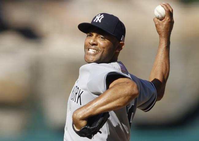 Mariano Rivera fue uno el closer mejor pagado en su época con los Yankees.
