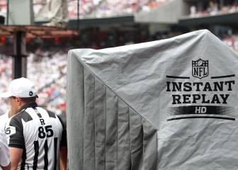 El instant replay tendrá un mayor peso en la NFL