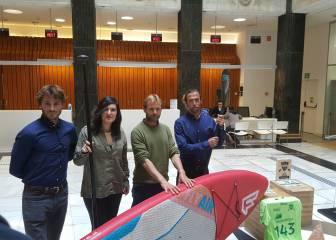 Bilbao es de nuevo la sede mundial del paddle surf