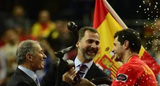 Alberto Entrerríos entra desde mañana en la leyenda