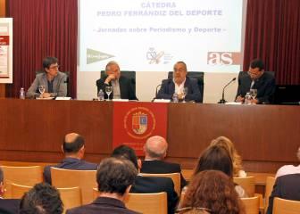 I Jornada sobre Periodismo y Deporte de la Cátedra Pedro Ferrándiz