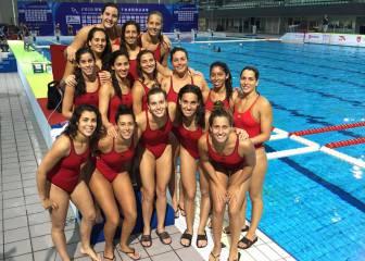 España gana a Brasil y ya suma dos triunfos en la Superfinal