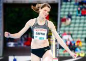 """Ruth Beitia gana la Diamond de Oslo """"con frío, lluvia y viento"""""""