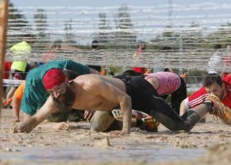 The Mud Day: fiesta de barro y fuerza en la base de El Goloso