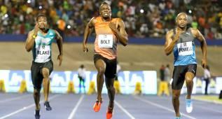 Bolt acelera: 9.88 en 100, segunda mejor marca mundial
