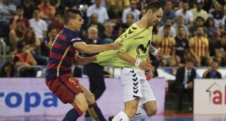 Así podrás ver el cuarto partido de la final Barça-Movistar