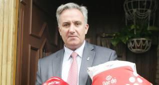 El presidente de la Federación detenido por presunto fraude