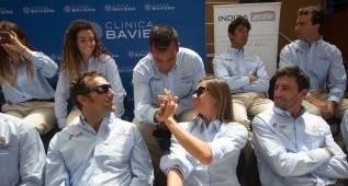 Un equipo joven y renovado va a Río con la máxima ambición