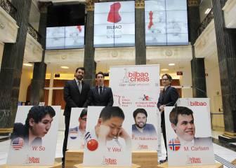 Un Carlsen-Kariakin en julio en Bilbao previo al Mundial