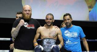 Vidal se hace con el cinturón mundial; Trujillo, a las puertas