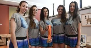 España aspira a las medallas en el Europeo con el conjunto