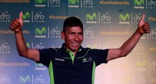 Nairo Quintana liderará a Colombia en los Juegos de Río