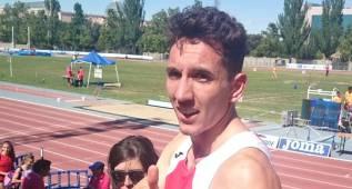 Sergio Fernández hace mínima olímpica en 400 vallas (49.32)
