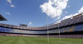 Racing-Toulon: una final de récord en el Camp Nou