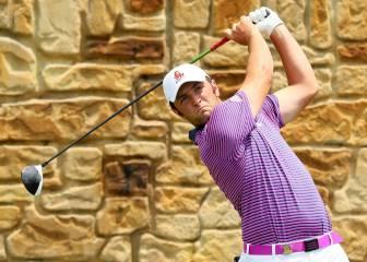 Jon Rahm, 23º: mejor estreno en un major que Tiger Woods
