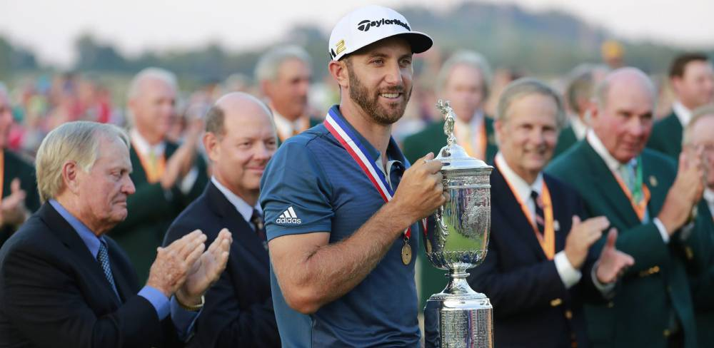 Dustin Johnson al fin conquista su primer 'major': el US Open