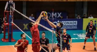 España pierde por 3-2 ante Montenegro en México